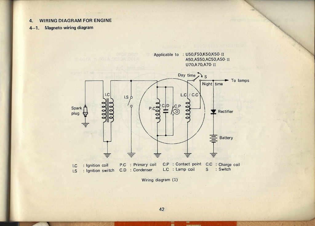 Suzuki B120 Wiring Diagram Wiring Diagram