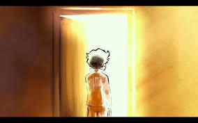 LIFE, ANIMATED open door