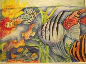 Artist Patsy Smith