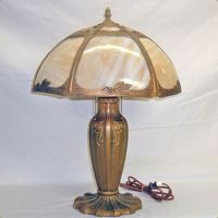 Pittsburgh table lamp - Old Lamps & Things, LLC