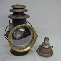 Dietz driving lamp - Old Lamps & Things, LLC