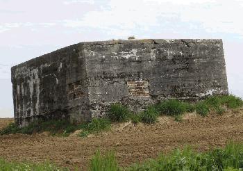 Ww1 German Pillboxesww1 German Bunkersww1 German