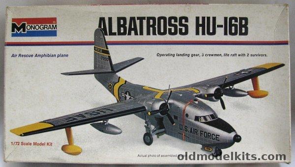 monogram albatross sa 16 b 1 72