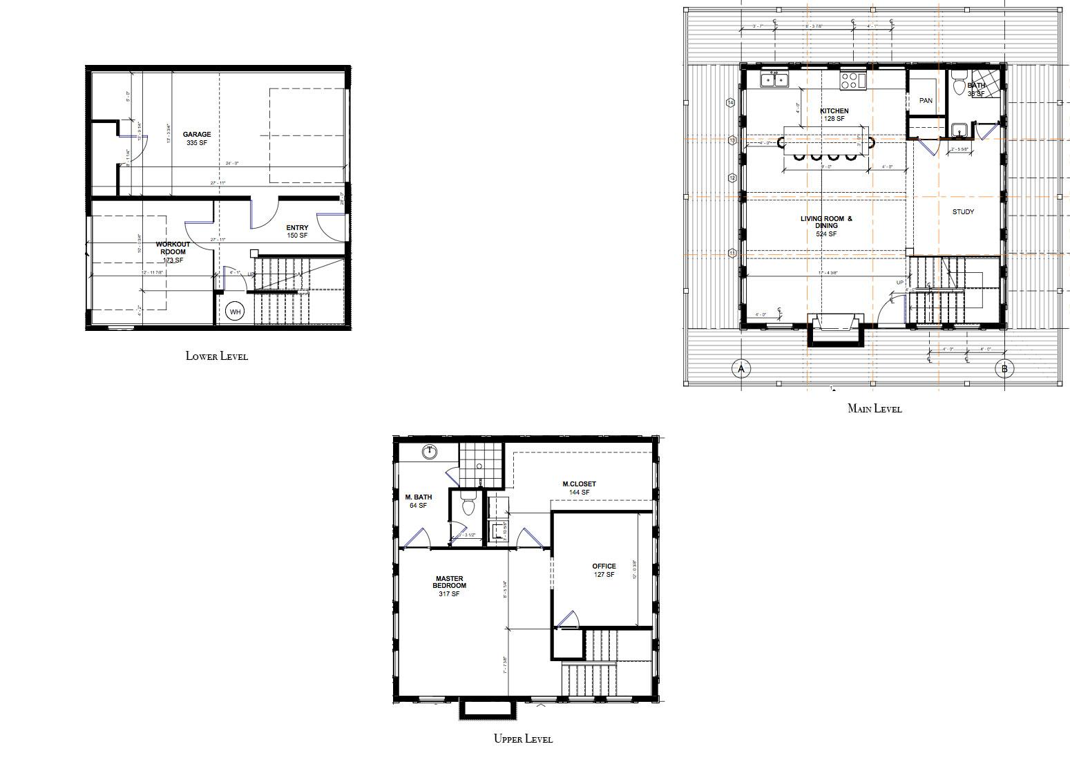Fire Lookout Home Plans Escortsea