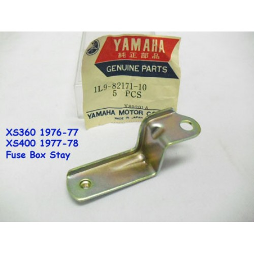 Yamaha XS360 XS400 Fust Box Stay 1L9-82171-10
