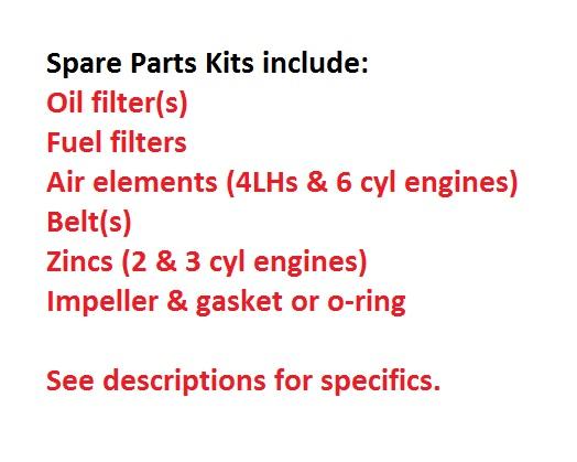 4LHA-STE(P) Basic Service Kit