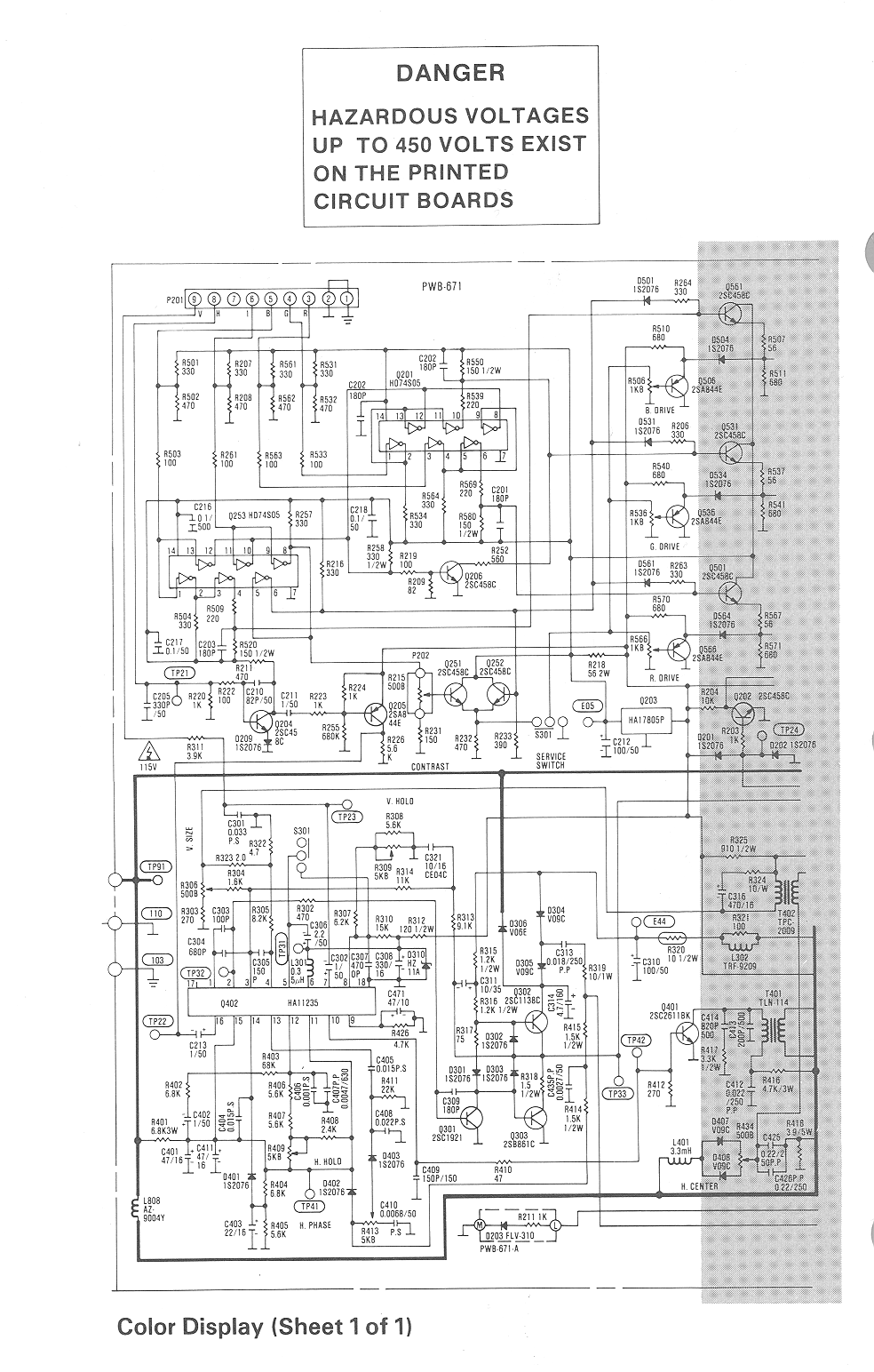 ibm 407 wiring board