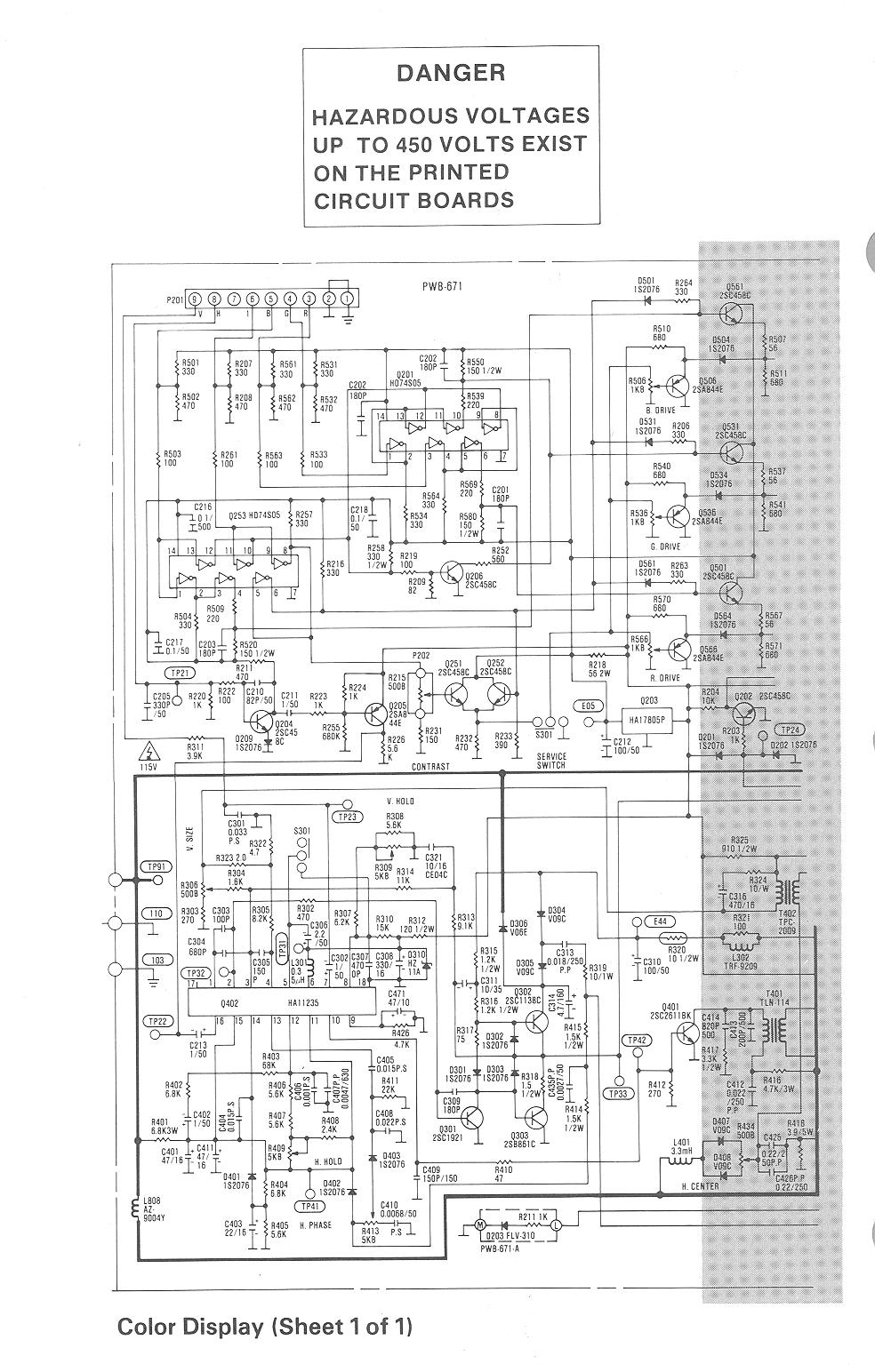 ibm 407 wiring board