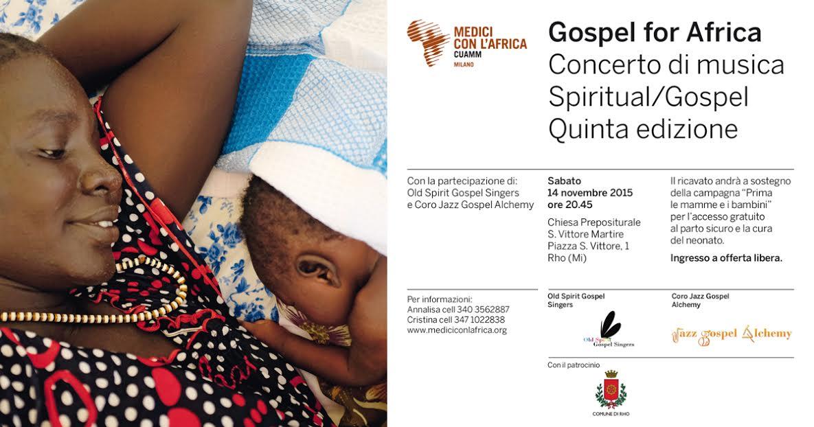 Gospel for Africa – V Edizione