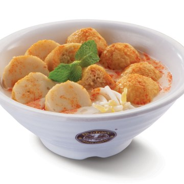 OLDTOWN White Curry Fish Balls(Rp34)