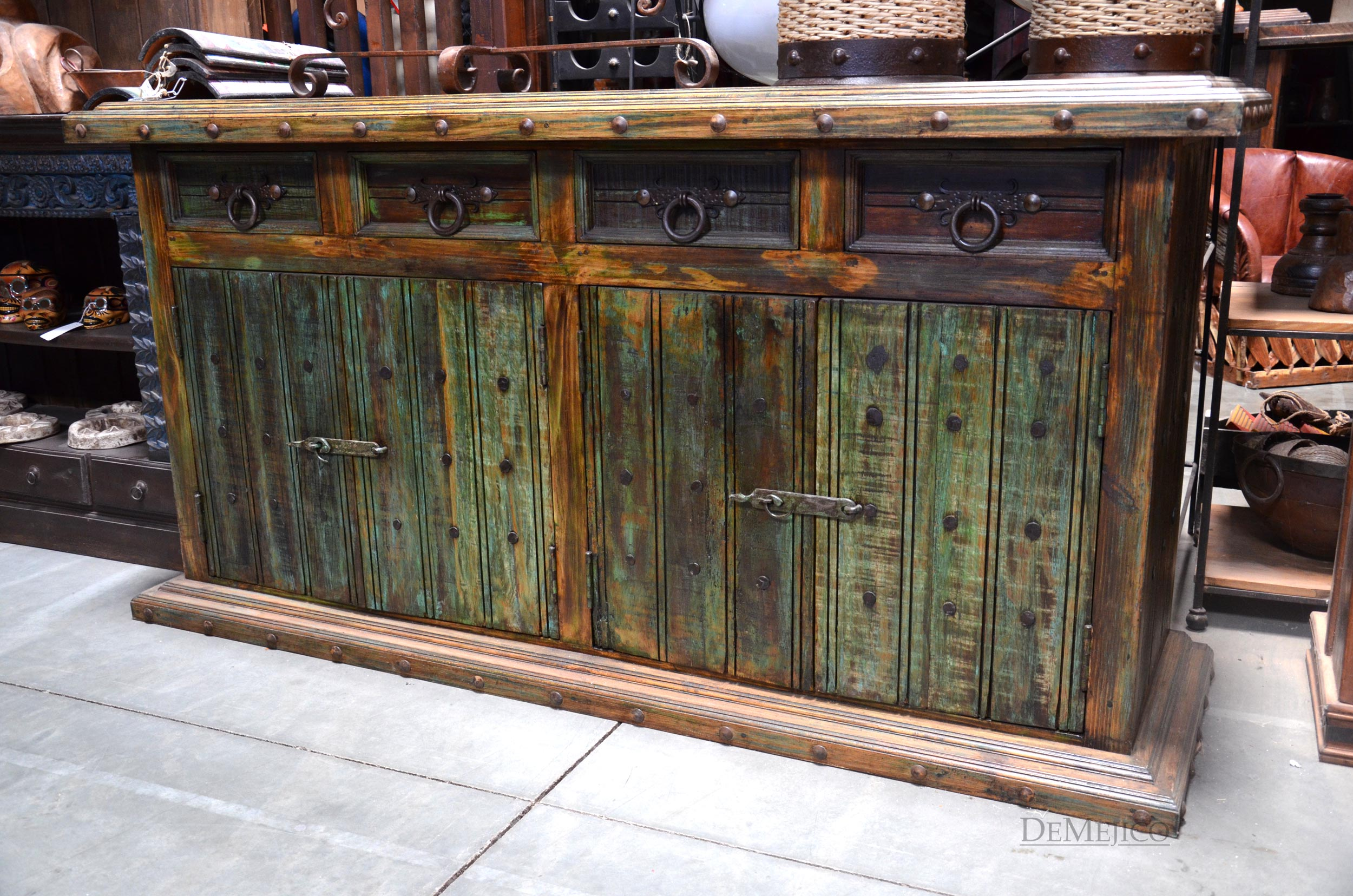 Rustic Cabinet Hardware Bail Pulls Iron Cabinet Pull