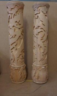 Hand Wood Carving and Sculpture by European Master Carver ...