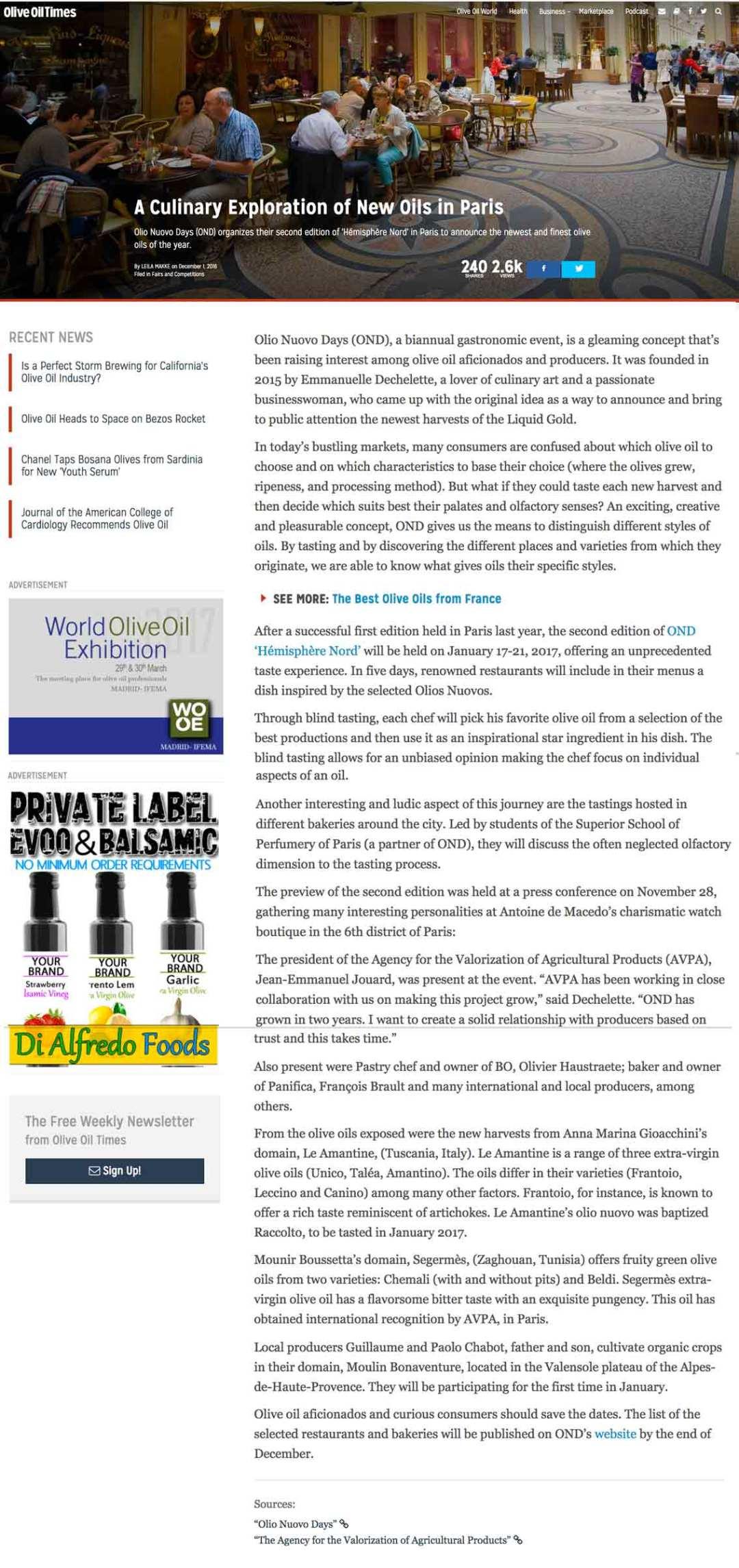 olive-oil-times PARUTION-2017