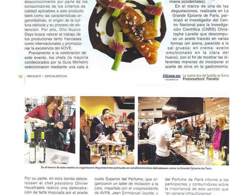 OLIO NUOVO DAYS s'affirme comme l'événement de référence pour promouvoir l'huile d'olive !