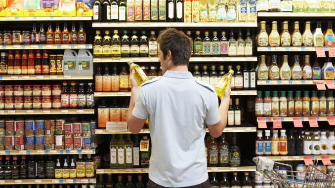 Alimentos supuestamente saludables