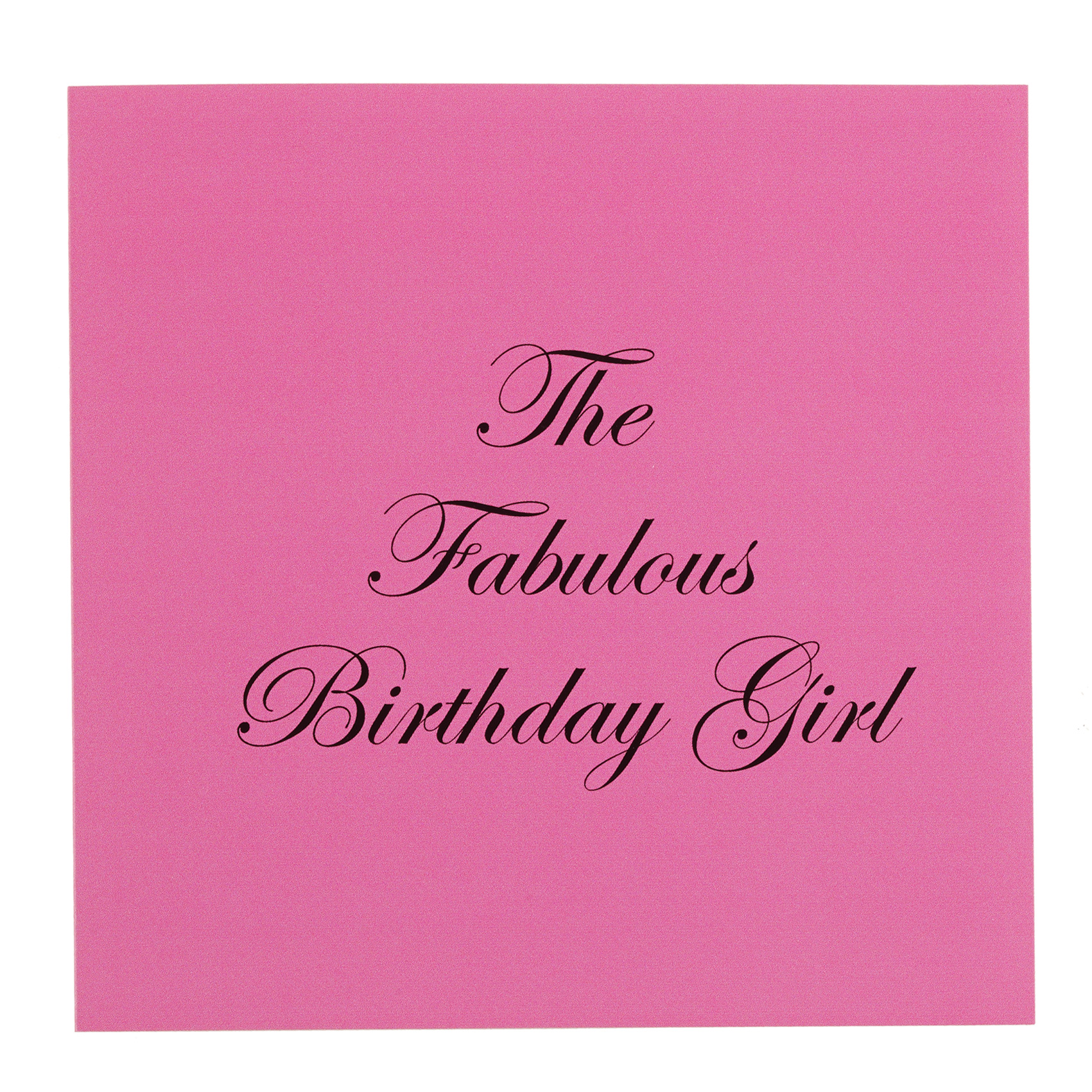 Relieving 818780 Oliver Bonas Gift Birthday Girl Card R8 Happy Birthday Happy Birthday Gif gifts Happy Birthday Fabulous