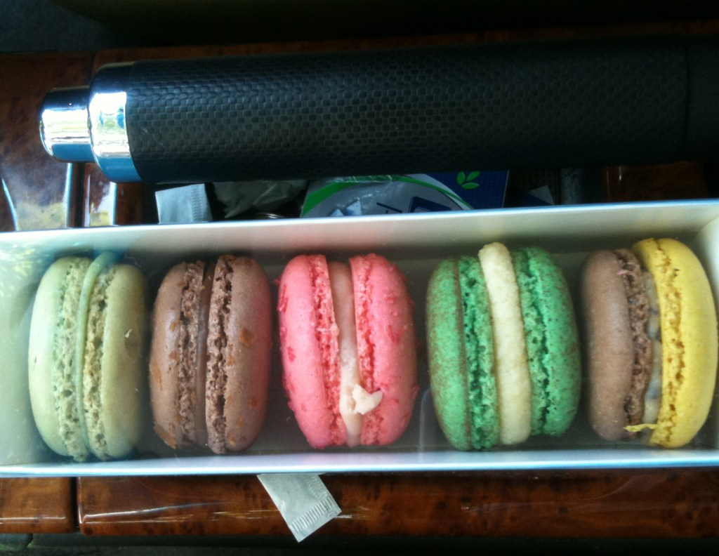 Macarons! the new cupcake…