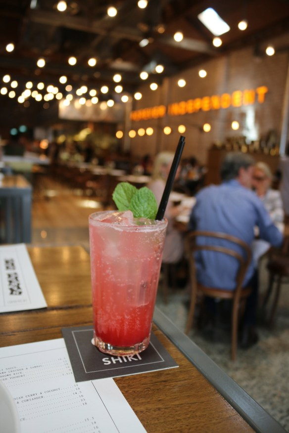 Hawker Hall - Housemade soda