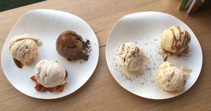 Haagen-dazs Pop-up Melbourne