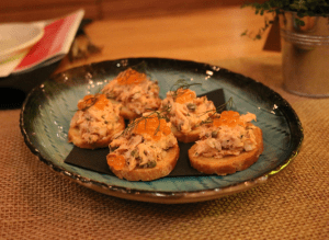 St Hotel - Smoked ocean trout rilettes