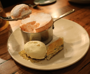 Camus - turkish delight souffle