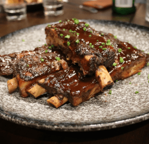 Third Wave Cafe - ribs