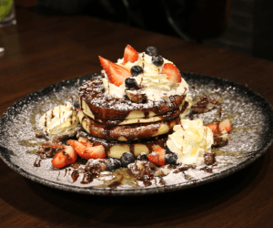 Third Wave Cafe - pancakes