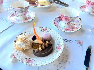 Woolshed high tea - Sweets