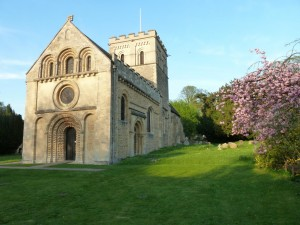 Nearby Attractions - Picturesque Iffley Church - built in 1170