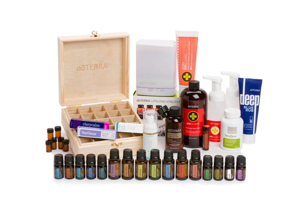 doTERRA Enrollment Kits for 2017! - Olive You Whole