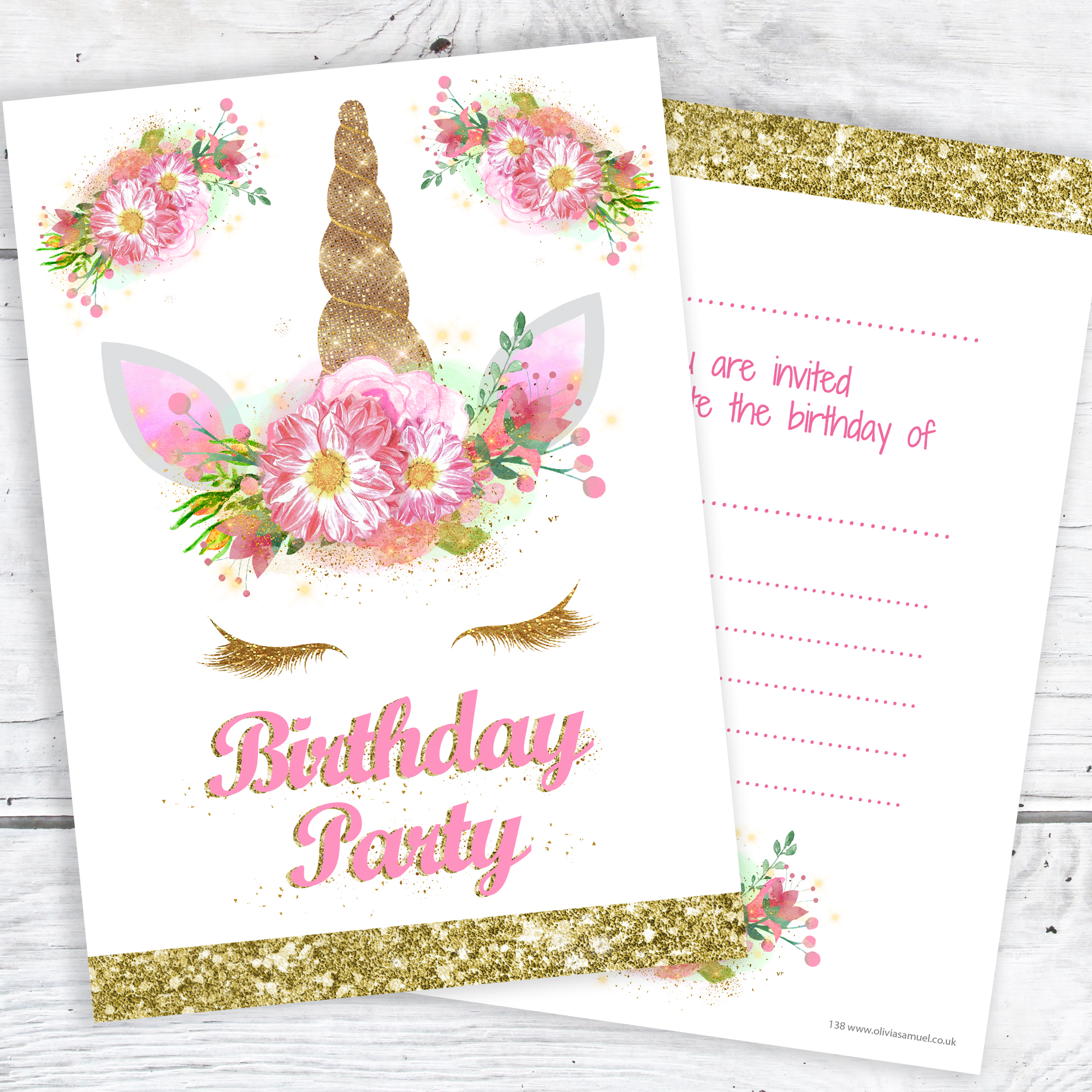Lummy G Effect Unicorn Birthday Invitations Free Unicorn Birthday Invitations Wording Pink Unicorn Girls Party Invitations Pink Girls Unicorn Birthday Party Invites G invitations Unicorn Birthday Invitations