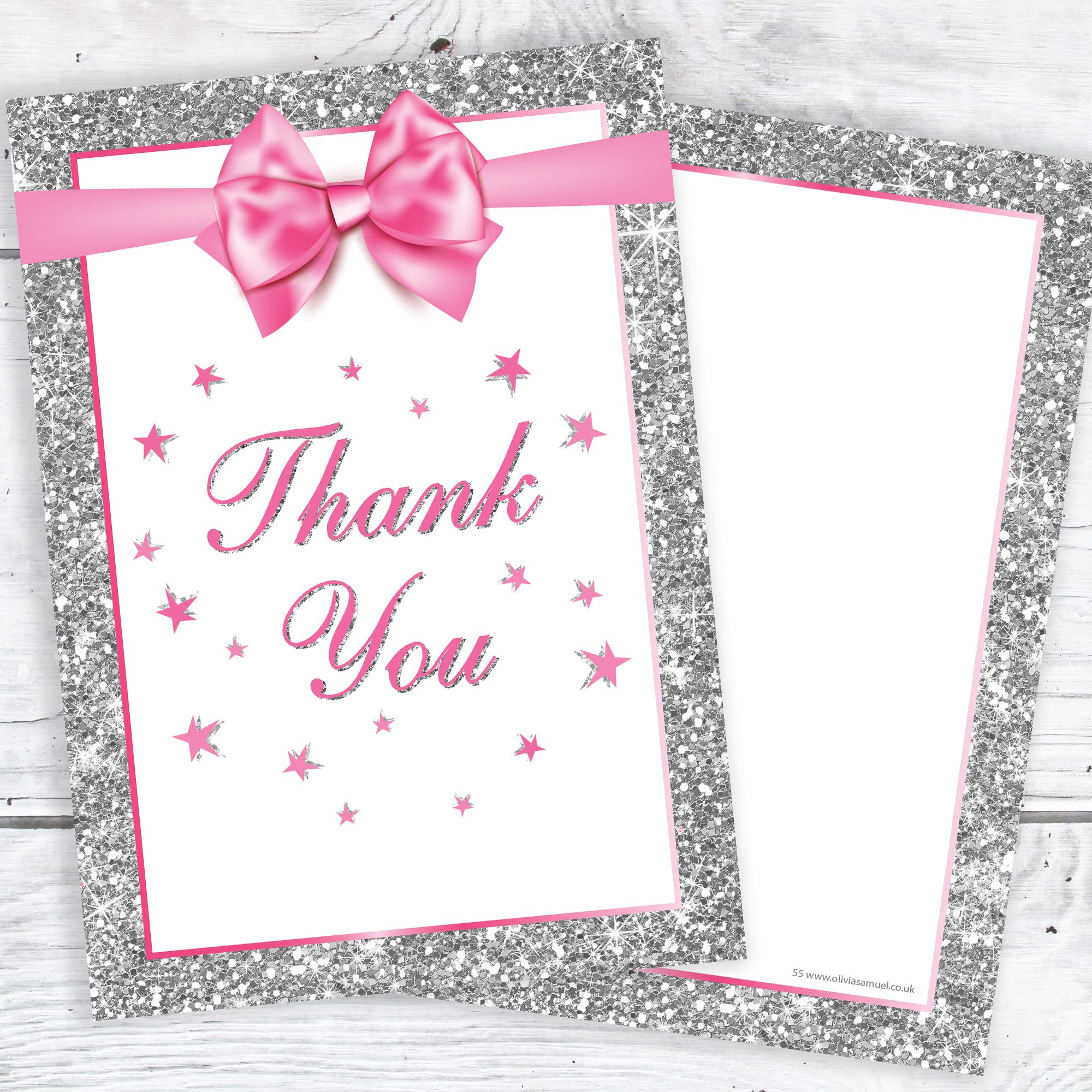 Fullsize Of Thank You Postcards