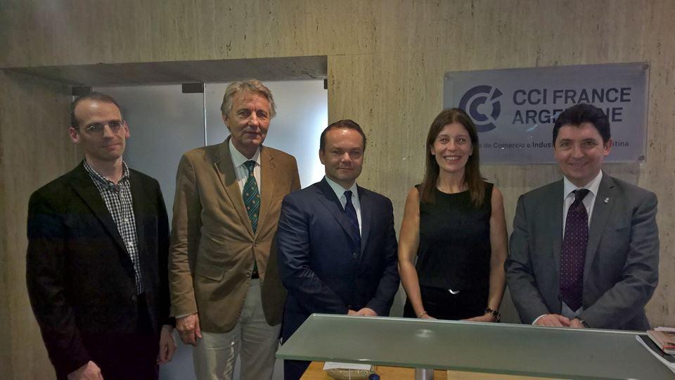 En circonscription en Argentine (Buenos Aires \u2013 12 au 16 avril 2016 - Chambre De Commerce Franco Argentine