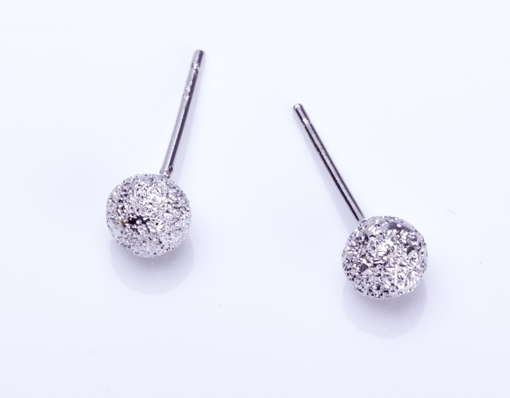 Pristine Silver Stud Tiny Silver Brushed Round Earrings Ball Stud Earrings Everyday Earrings Maia Silver Stud Earrings Pandora Silver Stud Earrings Ebay wedding rings Silver Stud Earrings