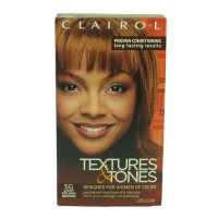 Clairol Textures & Tones  Lightest Golden Brown 5G | Olori