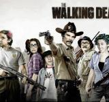 the walking dead funny poster