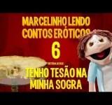 Marcelinho lendo contos eróticos 6