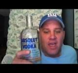 Bebendo uma garrafa de Vodka em 15 segundos