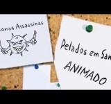 Pelados em Santos (animado)