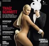 capa playboy dezembro - thaiz schmitt