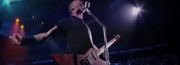"""E se Metallica cantasse """"Não se Reprima""""?"""