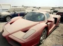 carros de luxo abandonados em dubai (1)