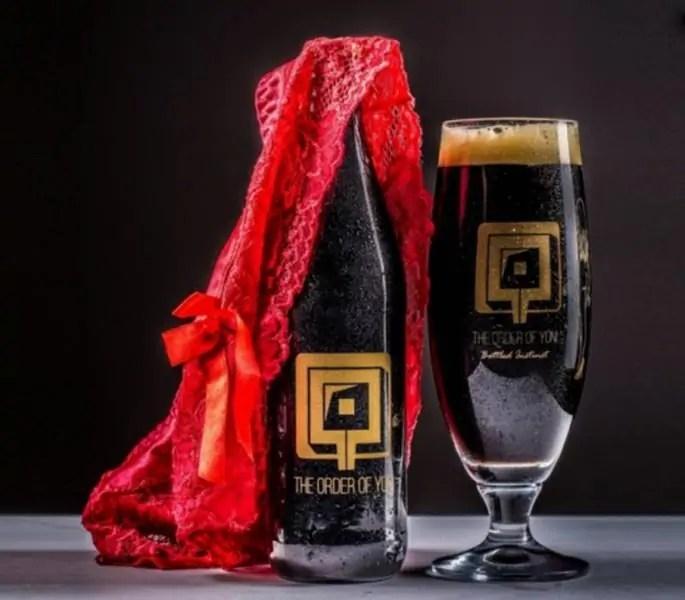cerveja com sabor de vagina