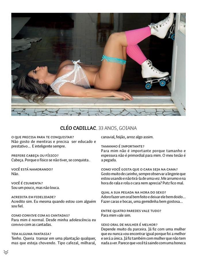 Cleo Cadillac Nua na Sexy de Agosto (17)