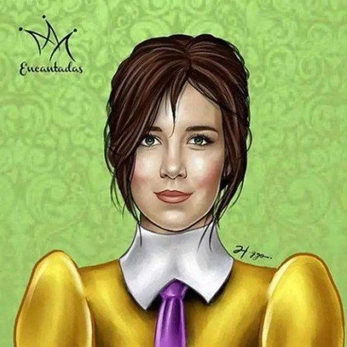 Ilustrador cria princesas da Disney com rostos de artistas brasileiras (11)