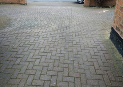 block paving cleaning-selly-oak