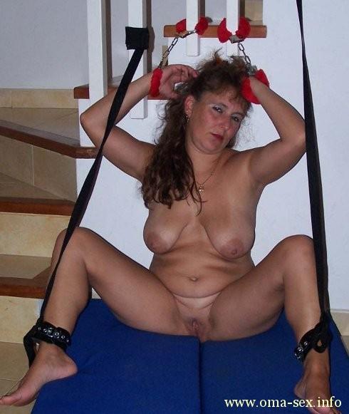 willige Hausfrau