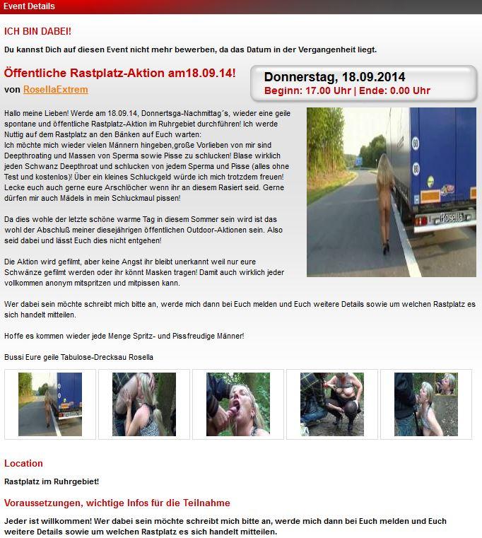 gratis parkplatzsex Bielefeld
