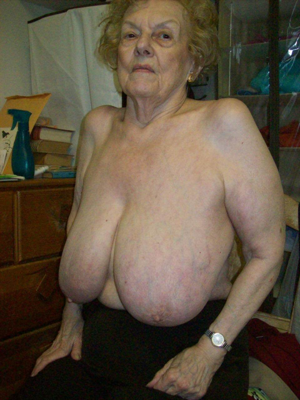 old saggy tits