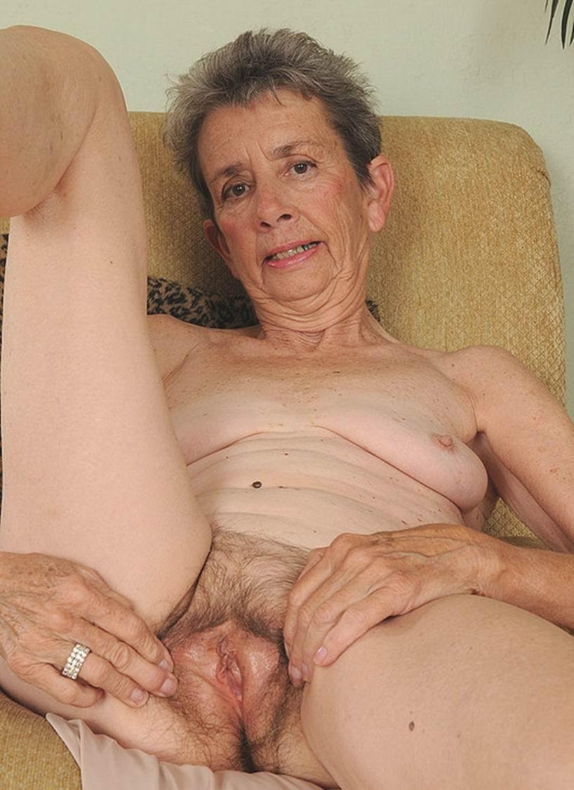 Wrinkled granny porn